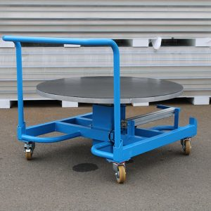 SMAI -Table élévatrice rotative à manivelle